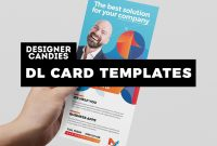 Dl Card Templates For Photoshop  Illustrator  Designercandies with Dl Card Template