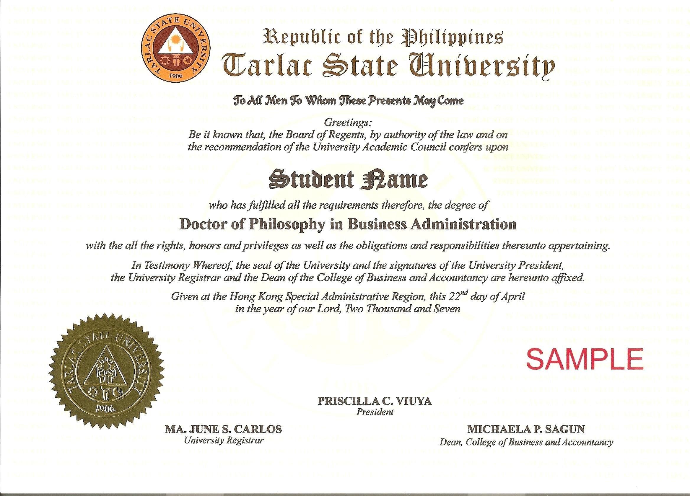 Doctorate Degree Certificate Template  Bizoptimizer With Doctorate Certificate Template