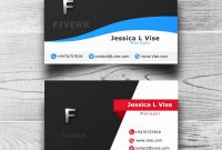 Double Sided Business Card Template Illustrator  Lera Mera within 2 Sided Business Card Template Word