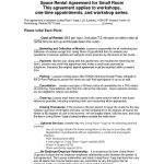 Download Room Rental Agreement Style  Template For Free At regarding Dance Studio Rental Agreement Template