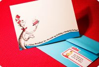 Dr Seuss Party Series Invites – with regard to Dr Seuss Birthday Card Template