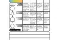 Editable Rubric Templates Word Format ᐅ Template Lab inside Blank Scheme Of Work Template