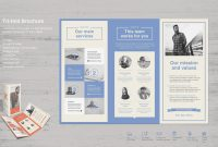 Education Brochure Templates For Word Great Free Tri Fold for Word 2013 Brochure Template