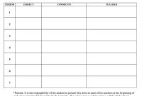 Effective Templates For Helping You Create Weekly Student throughout Student Progress Report Template