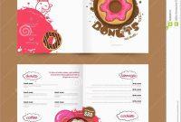 Elegant Bakery Menu Templates Free Download  Best Of Template regarding Free Bakery Menu Templates Download