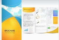 Elegant Brochure Layout Templates Free Download  Best Of Template regarding Free Brochure Template Downloads