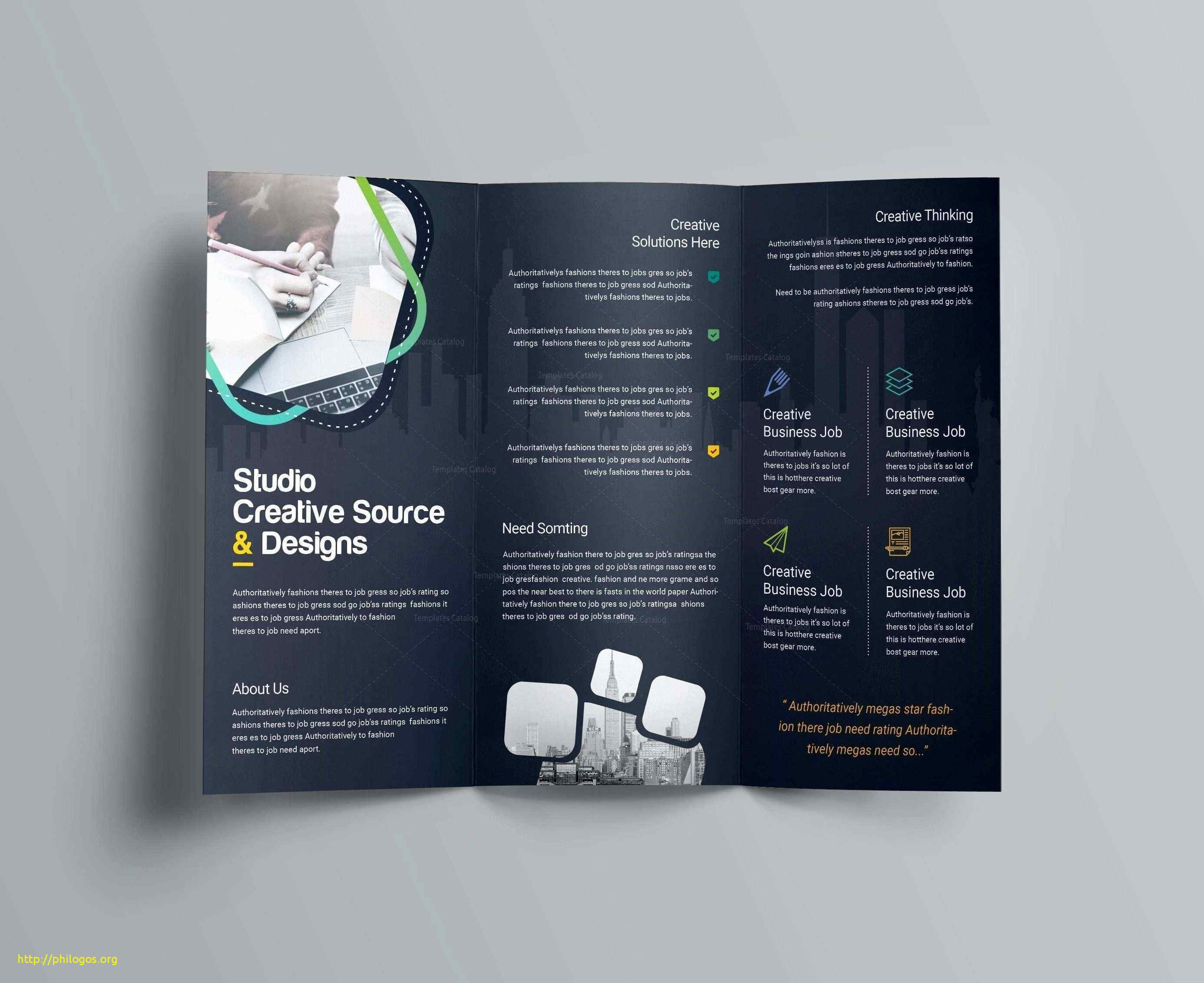 Elegant Double Sided Business Card Template Illustrator  Philogos Within Adobe Illustrator Business Card Template
