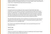 Email For Business Proposal With Example  Project Proposal intended for Email Template For Business Proposal