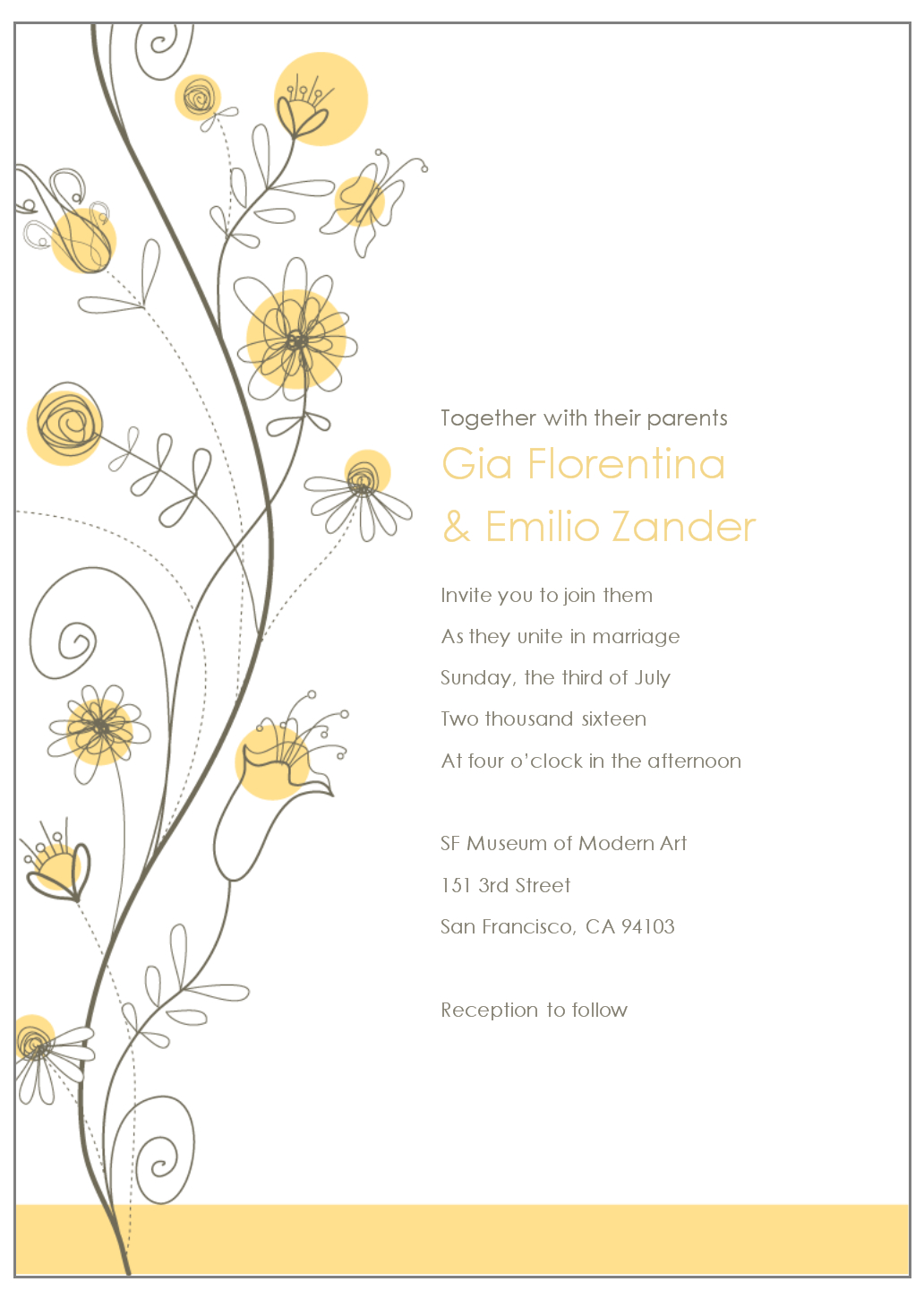 Email Postcard Template Awesome Email Wedding Invitation Templates Regarding Free E Wedding Invitation Card Templates