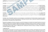 Emp  Nevada Legal Forms  Services within Subcontractor Non Compete Agreement Template