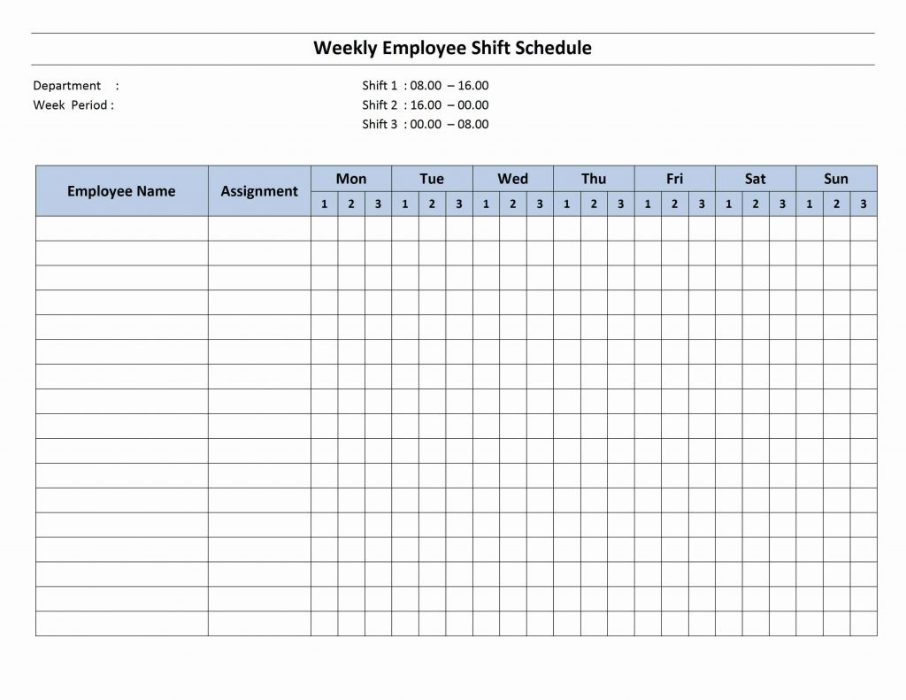 Employee Y Work Schedule Template Report Excel  Smorad For Employee Daily Report Template