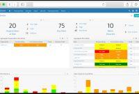 Enterprise Risk Management App  Erm Software Solutions intended for Enterprise Risk Management Report Template
