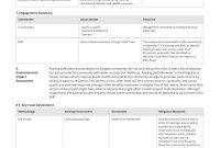 Environmental Impact Statement Example Free And Customisable regarding Environmental Impact Report Template