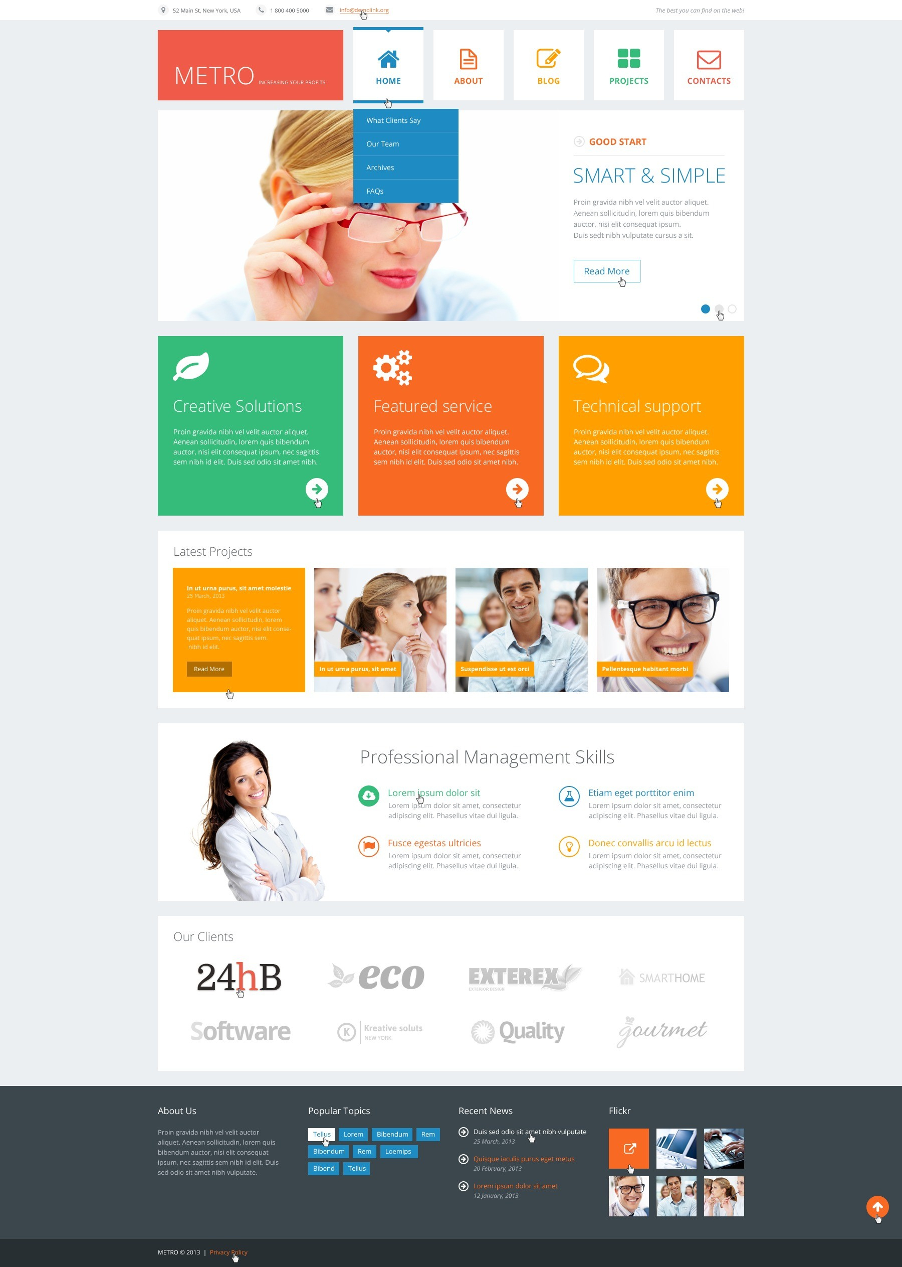 Estimation Responsive Business Html Template Free Download Valid With Regard To Estimation Responsive Business Html Template Free Download