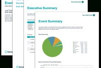 Event Analysis Report  Sc Report Template  Tenable® with Network Analysis Report Template