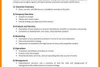 Event Business Plan Template New Resume Eczalinf Of Rare intended for Events Company Business Plan Template