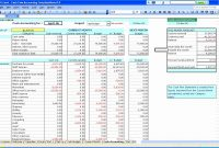Excel Template Accounting Small Business – Lodeling intended for Business Accounts Excel Template