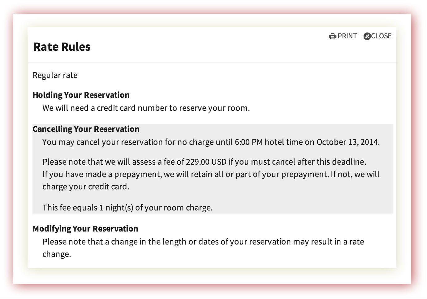 Exclusive Marriott To Adopt New Hotel Cancellation Policy On Jan pertaining to 24 Hour Cancellation Policy Template