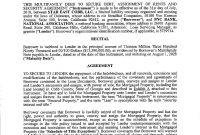 Execobbmultifamdeed regarding Debt Assignment Agreement Template