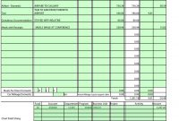 Expense Report Templates To Help You Save Money ᐅ Template Lab in Expense Report Template Xls