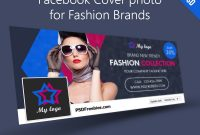Facebook Cover Photo For Fashion Brands Free Psd  Psdfreebies for Facebook Banner Template Psd