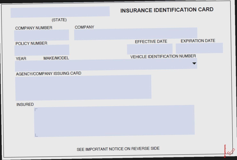 Fake Car Insurance Card Why Is Fake Car Insurance Card  Nyfamily With Fake Car Insurance Card Template