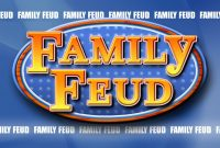 Family Feud Powerpoint Template   Light Recipes  Family Feud pertaining to Family Feud Powerpoint Template With Sound
