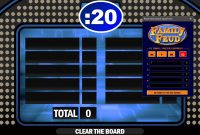 Family Feud  Rusnak Creative Free Powerpoint Games pertaining to Family Feud Game Template Powerpoint Free