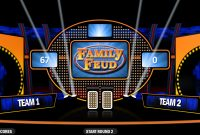 Family Feud  Rusnak Creative Free Powerpoint Games with Family Feud Powerpoint Template Free Download