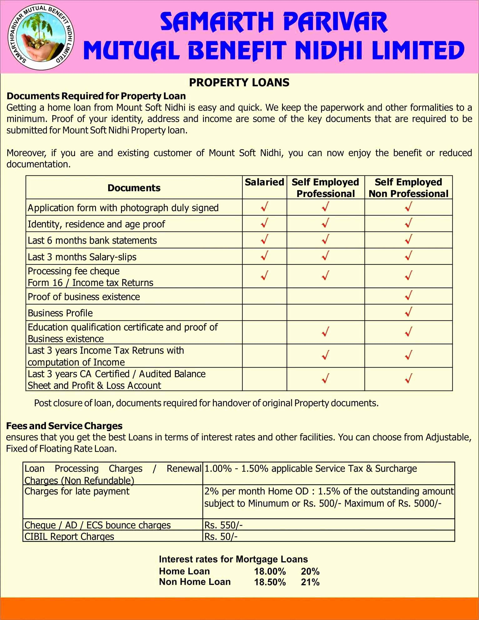 Family Loan Agreement Template  Lera Mera In Long Term Loan Agreement Template