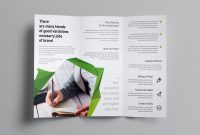 Fancy Business Trifold Brochure Template   Brochure throughout Fancy Brochure Templates