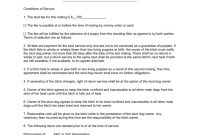 File for Stallion Breeding Contract Templates