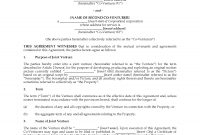 Film Project Joint Venture Agreement  Legal Forms And Business pertaining to Joint Account Agreement Template