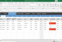 Fleet Management Spreadsheet Excel  Luz Spreadsheets within Fleet Management Report Template