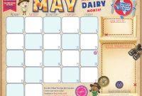 Fn Menu Calendar Templates regarding Free School Lunch Menu Templates