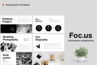 Focus  Photography Powerpoint Templateincoolsstokie inside Biography Powerpoint Template
