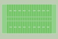 Football Field Templates Decibel Chart Noise Level Chart Wind with regard to Blank Football Field Template