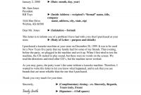 Formal  Business Letter Format Templates  Examples ᐅ Template Lab with How To Write A Formal Business Letter Template