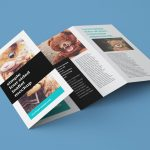 Quad Fold Brochure Template