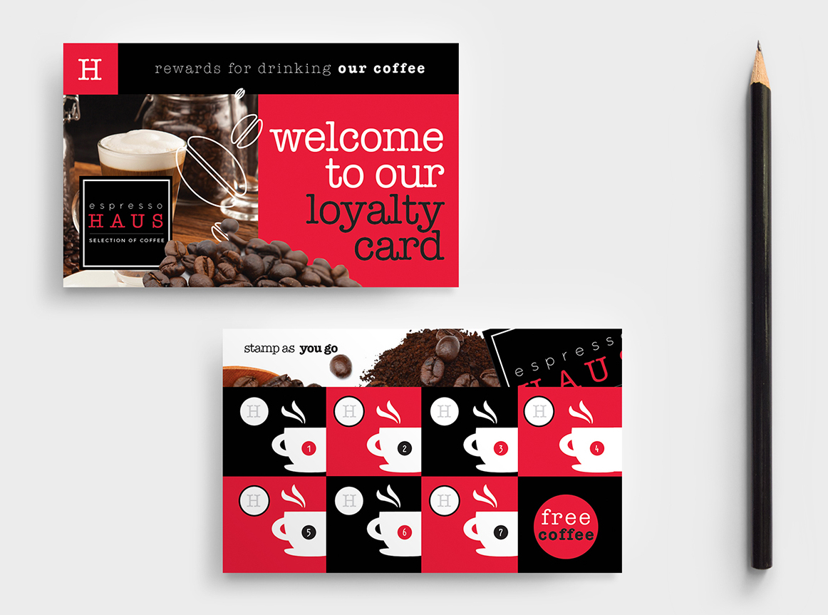 Free And Paid Punch Card Templates  Examples With Business Punch Card Template Free