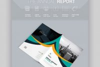 Free Annual Report Template  Meetpaulryan with Annual Report Template Word