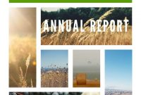 Free Annual Report Templates  Examples  Free Templates with regard to Hr Annual Report Template