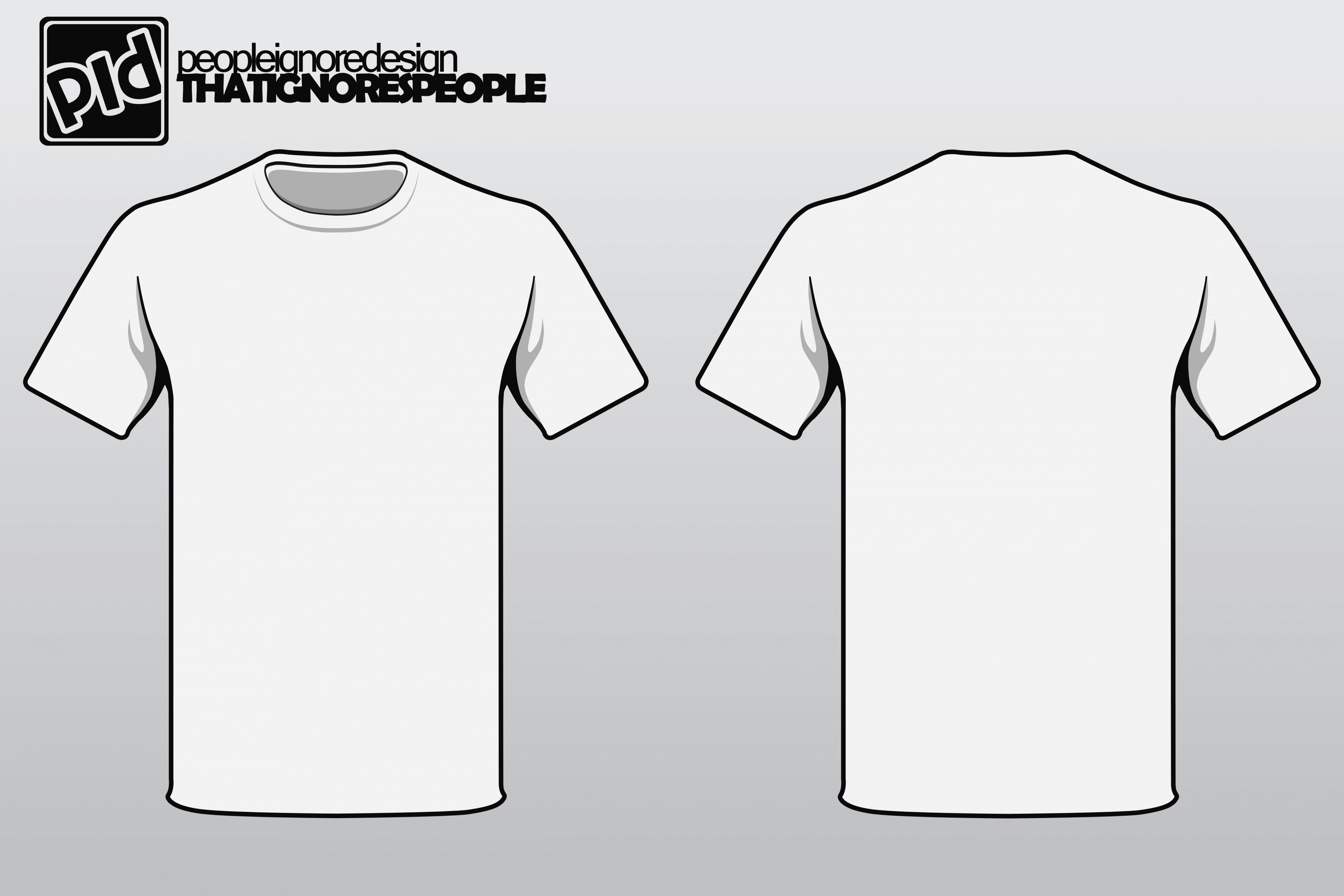 Free Blank Shirt Template Psd « Alzheimer's Network Of Oregon Intended For Blank T Shirt Design Template Psd