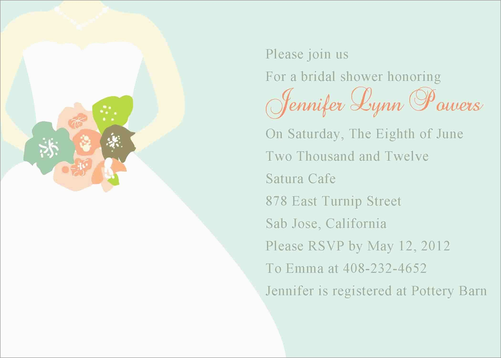 Free Bridal Shower Invitation Templates Photoshop Great Blank In Blank Bridal Shower Invitations Templates