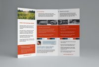 Free Brochure Templates In Ms Word Format with 4 Fold Brochure Template Word