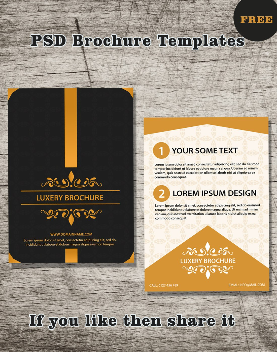 Free Brochure Templates Psd Template Outstanding Ideas School Throughout Brochure Templates Ai Free Download