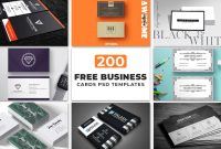 Free Business Cards Psd Templates  Creativetacos inside Psd Name Card Template