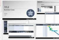 Free Business Case Templates  Smartsheet pertaining to Business Case Presentation Template Ppt