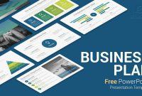 Free Business Plan Powerpoint Presentations Wonderful Template within Business Plan Presentation Template Ppt