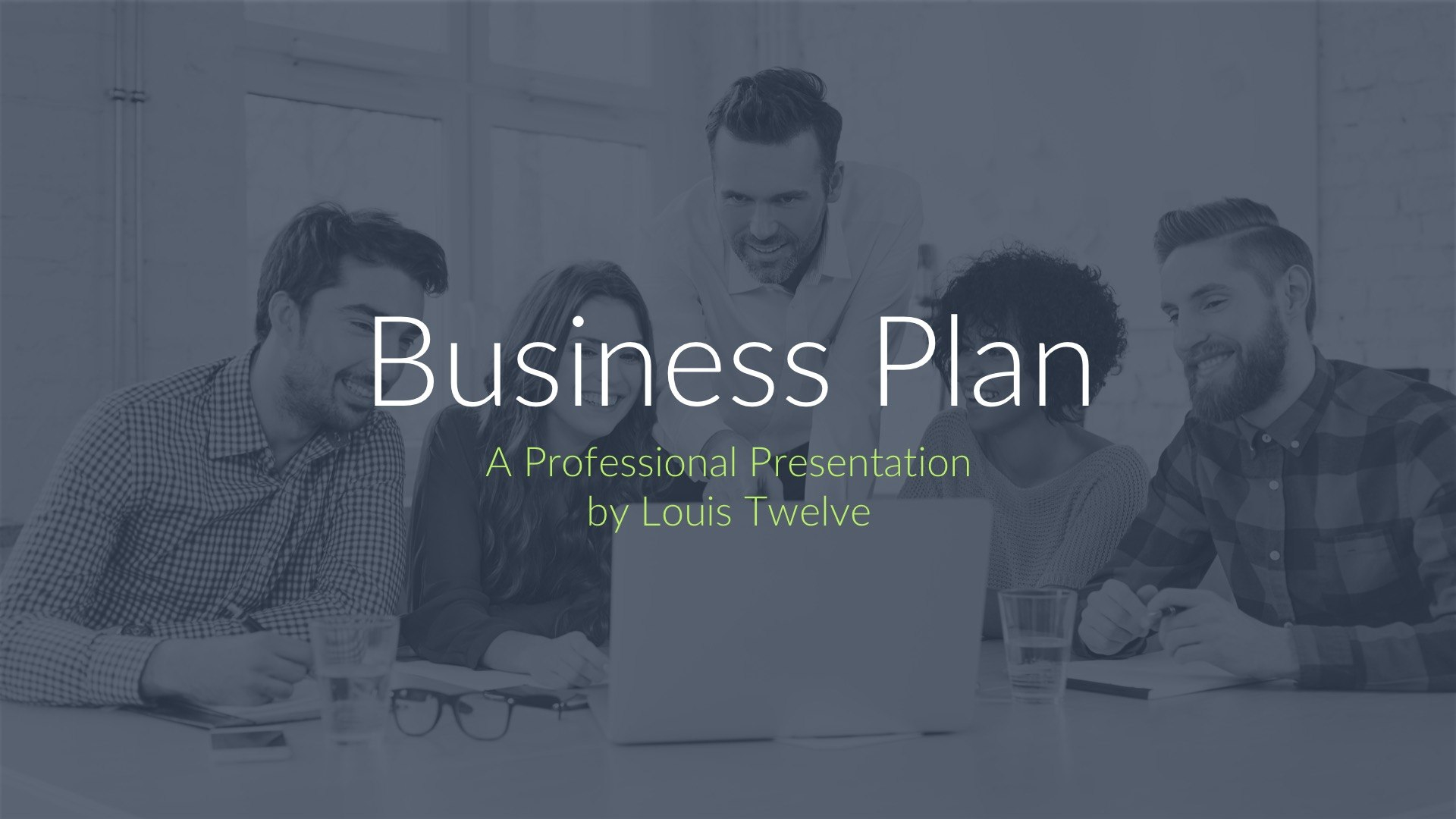 Free Business Plan Powerpoint Template  Ppt Presentation Theme In Business Plan Presentation Template Ppt